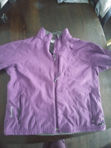 Womans vest and jacket