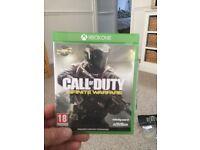 Xbox one infinite warfare
