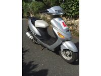 50cc Sports Scooter (Brand - Direct Bikes).