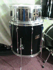 "5Pce*PEARL""Export""Pearl's Flagship Pro.Drum kit*TripleBlk*Mint! Windsor Region Ontario image 6"