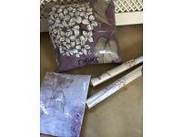 Next cushion wallpaper & curtain panel
