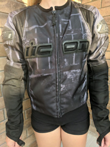 Ladies small motorcycle gear