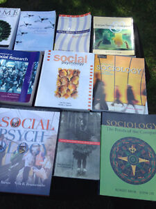 TONS OF TEXT BOOKS.  Social Psych books Etc. London Ontario image 9
