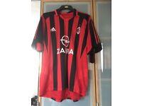 Kaka signed shirt