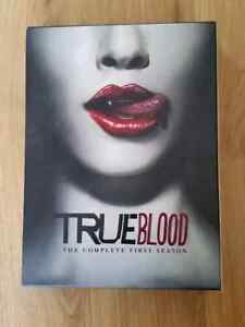True blood season 1 dvds