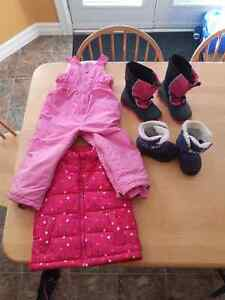 Girls Winter Clother