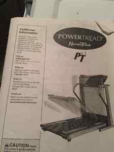 NordicTrack -Powertread Treadmill 5.5 Keele & Sheppard area