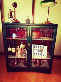 Classy Gin/drinks cabinet