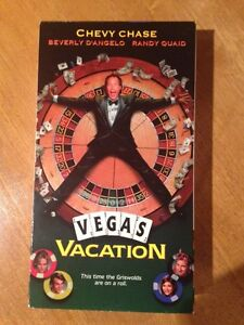 For Sale: Vegas Vacation VHS