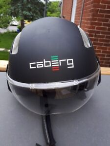 Caberg Motorcycle Helmet, Made in Italy, Size Medium