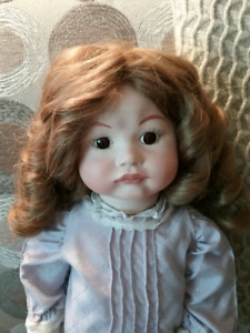 French Bisque SFBJ Repro Doll