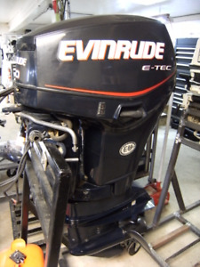 EVINRUDE 40 HP OUTBOARD