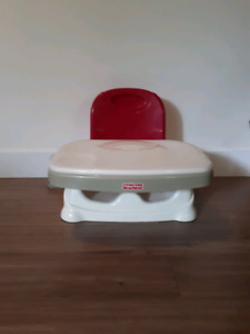 Portable booster seat/high chair