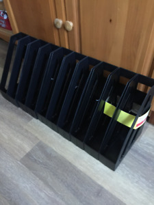 30 Magazine File Racks /Storage Racks