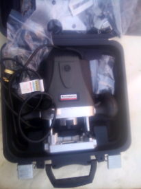 Electric rockworth router brand new pack box