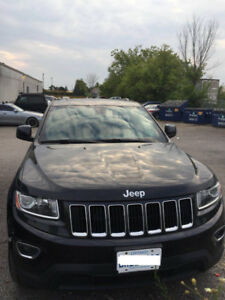 2014 Jeep Grand Cherokee LAREDO| 4X4 | PANO SUNROOF | 68000kms