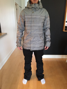 Manteau Holden jacket medium