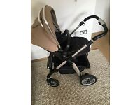Silver Cross Pioneer Pram Travel System for sale