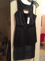 BCBG Maxazria dress, brand new with tags size 2 grandeur 2
