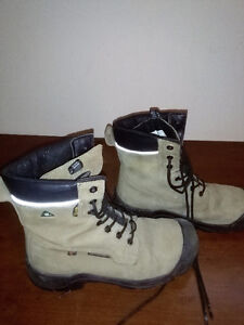 Mens Sz 10 Working Boots - Great Condition worn 4x only $35