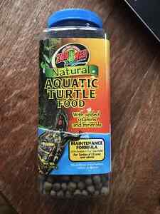 Turtle Food - Zoo Med Maintenance Formula $5 a jar.