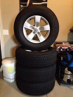 DODGE RAM TIRE PACKAGE