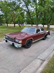1986 Mercury Grand Marquis *SAFETIED* price reduced