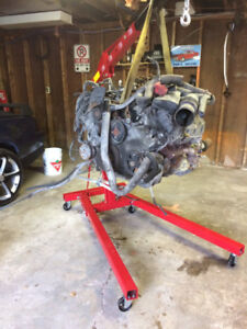 Ford Crown Victoria 4.6 Engine and Transmission