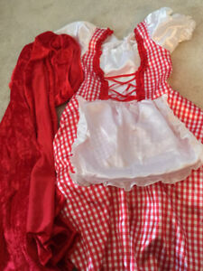 Kids Little Red Riding Hood Costume for Sale