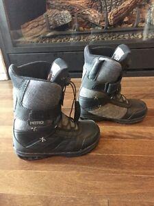 Kids snowboard boots
