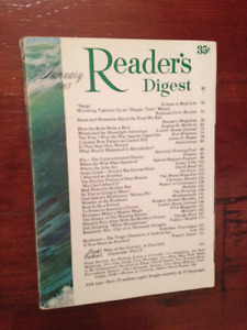 Reader's Digest January 1965
