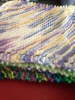 HAND KNIT DISHCLOTH