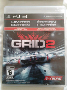 ALL 3 GREAT PS3 CAR RACING GAMES IN VGC WITH GOOD BOOKS & CASES