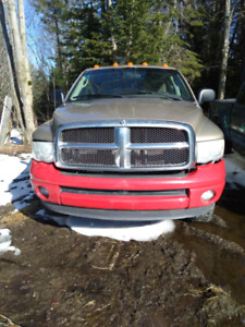 2002-2003 dodge ram 1500 part out