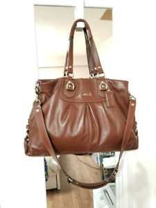 Caramel brown Handbag