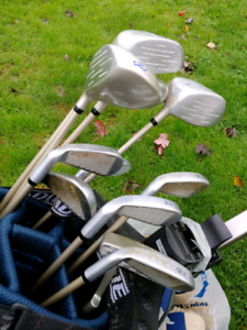 Womens Voit golf clubs and accessories