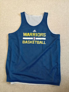 Warriors Basketball Training Jersey