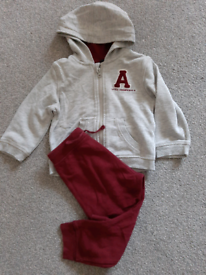 24 months old sports top and trousers