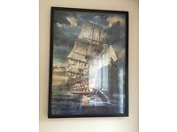 Sarel Theron on The High Seas 1000 pieces jigsaws with wooden frame
