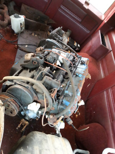MOPAR 225 Slant Six & Automatic Transmission