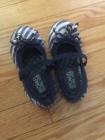 Michael Kors toddler shoes size 9