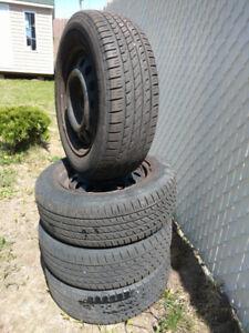 Summer tire P185/65 R14  - 85T