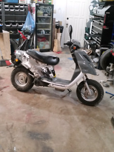 50cc Eaton beamer