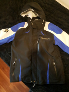 Descente men's ski jacket sm/med
