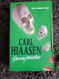 Carl Hiaasen bundle of books (2)