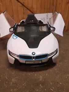 Electric BMW childs car Edmonton Edmonton Area image 1