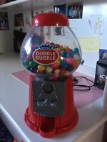 Dubble Bubble Bubble gum Machine
