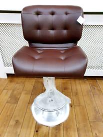 1 x Brandnew Breakfast Kitchen Bar stools - Brown 2A
