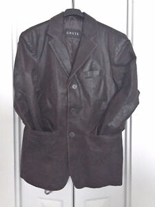 CRUZE Leather Jacket
