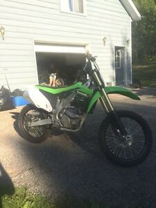 2014 Kx 250f mint NEED GONE for school Peterborough Peterborough Area image 6